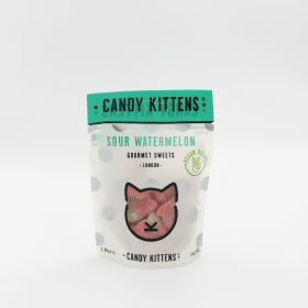 Vegan Sour watermelon candy