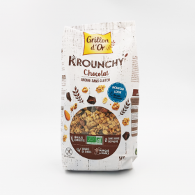 Krounchy - Oatmeal and...