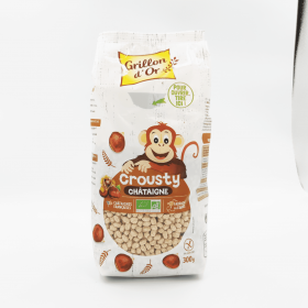 Crousty - Chestnut cereal