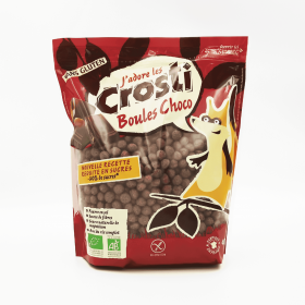 Crosti - Chocolate crunchy...