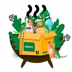 elbox gluten free barbecue